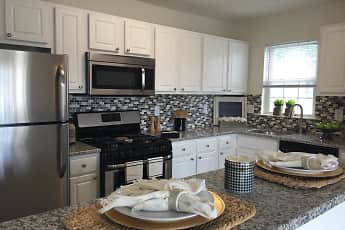 Kitchen, Woodview at Marlton Apartment Homes, 0