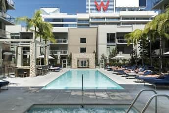 Pool, 1600 VINE, 0