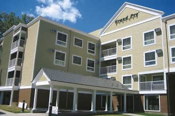 Building, Grand Pre East Apartments, 1