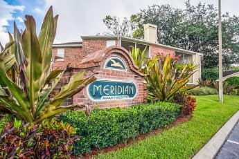 Community Signage, Meridian, 2