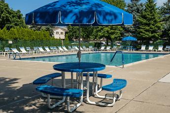 Pool, Fountain Park Westland, 2