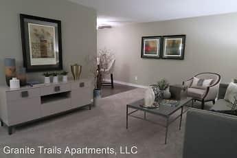 Living Room, Granite Trails, 1