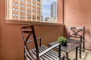 Broadway Palace Apartments, 2