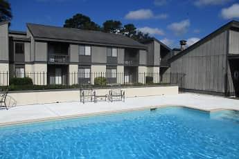 Pool, Cloister Apartments, 0