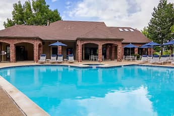 Pool, Canyon Chase Apartments, 1