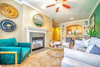 Living Room, Gables Mirabella, 0