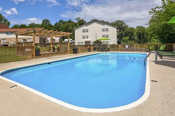 Pool, Country Oaks Apartments, 0