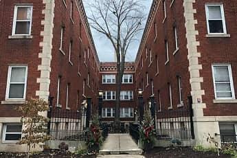Building, Classic City Apartments, 0