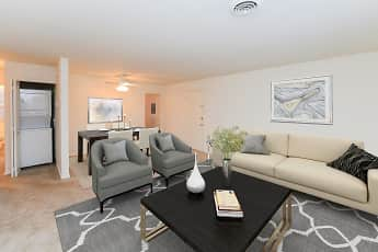 Living Room, Woodcrest Apartment Homes, 0