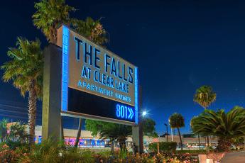 Community Signage, The Falls at Clear Lake, 0