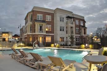 Pool, Monroe Gates, 0