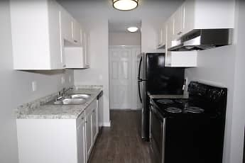 Kitchen, Eastgate Apartments, 0