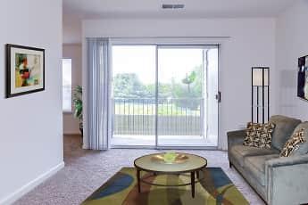 Living Room, Woodlawn Village, 1