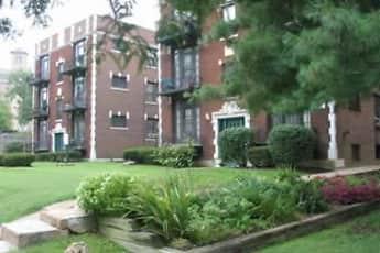 Building, Oak Park Apartments, 0