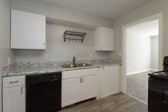 Kitchen, Ridgeside Flats, 0