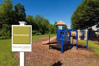 Playground, Rolling Green - Amherst, 2