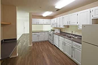 Kitchen, Civic Center East, 0
