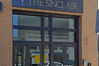 Community Signage, The Sinclair, 2