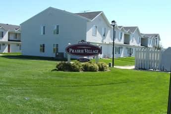 Community Signage, Prairie Village Townhomes, 0
