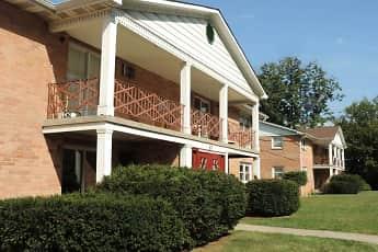 Building, Longview Village, 1