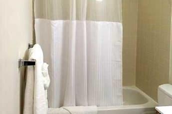 Bathroom, Jefferis Square Apartments, 2