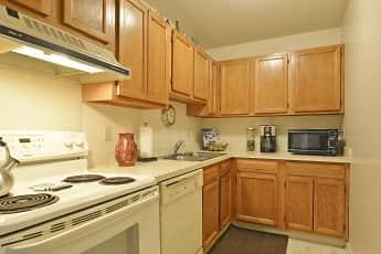 Kitchen, Lindham Court, 0