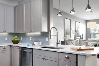 Kitchen, Avalon At Chestnut Hill, 0