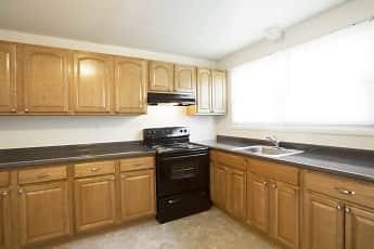 Kitchen, Deerfield Windsor Apartments, 0