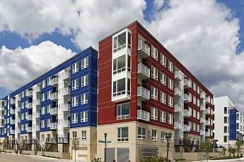 Building, West Side Flats, 0