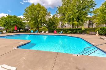 Pool, Plymouth Ridge Apartments, 1