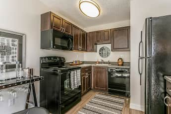 Kitchen, Stratus Townhomes, 0