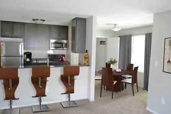 Kitchen, Devonshire Apartments, 0