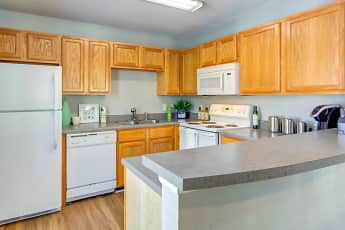 Kitchen, The Social 2700 Student Living, 0