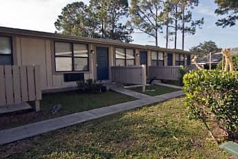 Building, Palm Place Apartments, 2