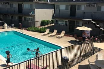 Pool, Orange Grove Apartments, 0