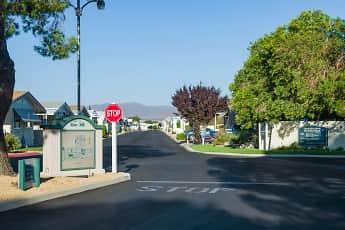 Community Signage, Victor Villa 55+ Community, 1