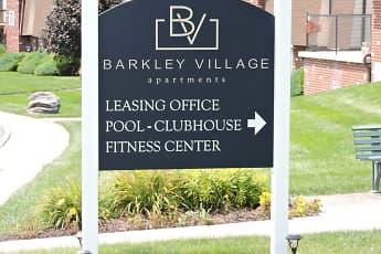 Community Signage, Barkley Village, 1
