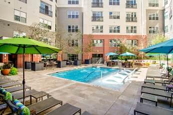Pool, Gables Speer Blvd, 0
