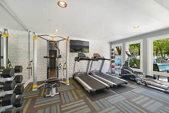 Fitness Weight Room, The BLVD, 2