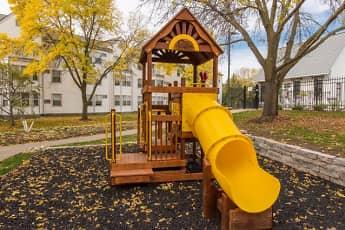 Playground, Lemay Lake Apartments, 2