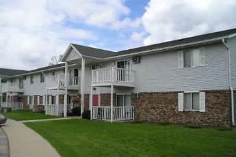 Building, Parkwater Apartments, 0