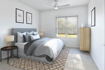 Bedroom, Alvera at the Meadows, 2