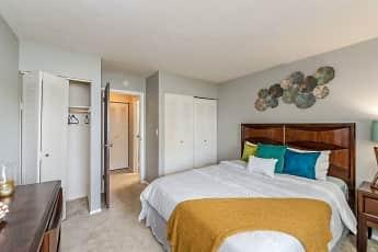 Bedroom, Fishermans Village Apartments, 0