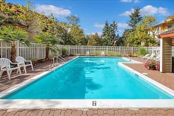 Pool, Stonehaven Apartments, 1