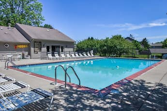 Pool, Woodbridge Apartments of Fort Wayne, 0