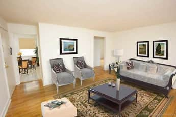 Living Room, Prospect Terrace Apartments, 0