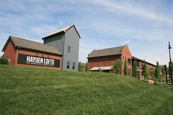 Community Signage, Hayden Lofts, 2