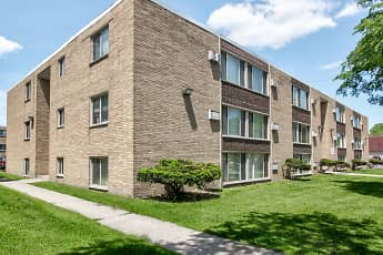 Building, Belmont Manor Apartments, 1