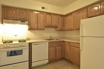 Kitchen, Glen Riddle Station, 2