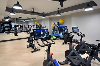 Fitness Weight Room, The Pointe at Vinings, 2